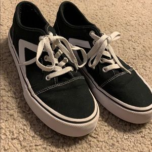 Black Airwalk sneakers